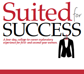 "Davidson College's ""Suited for Success"""