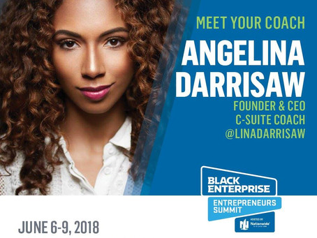 Black Enterprise Brings C-Suite Coach to Charlotte for Entrepreneur Summit!