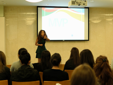 NYU Stern Invites Angelina Darrisaw To Women's Week