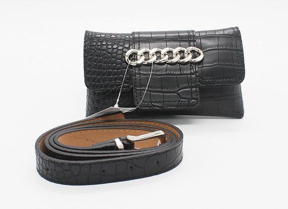 Riñonera con cinturon