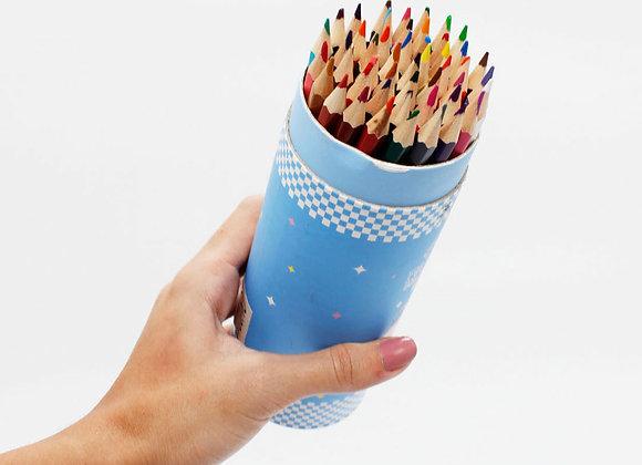 Estuche de 48 colores con sacapuntas incluido