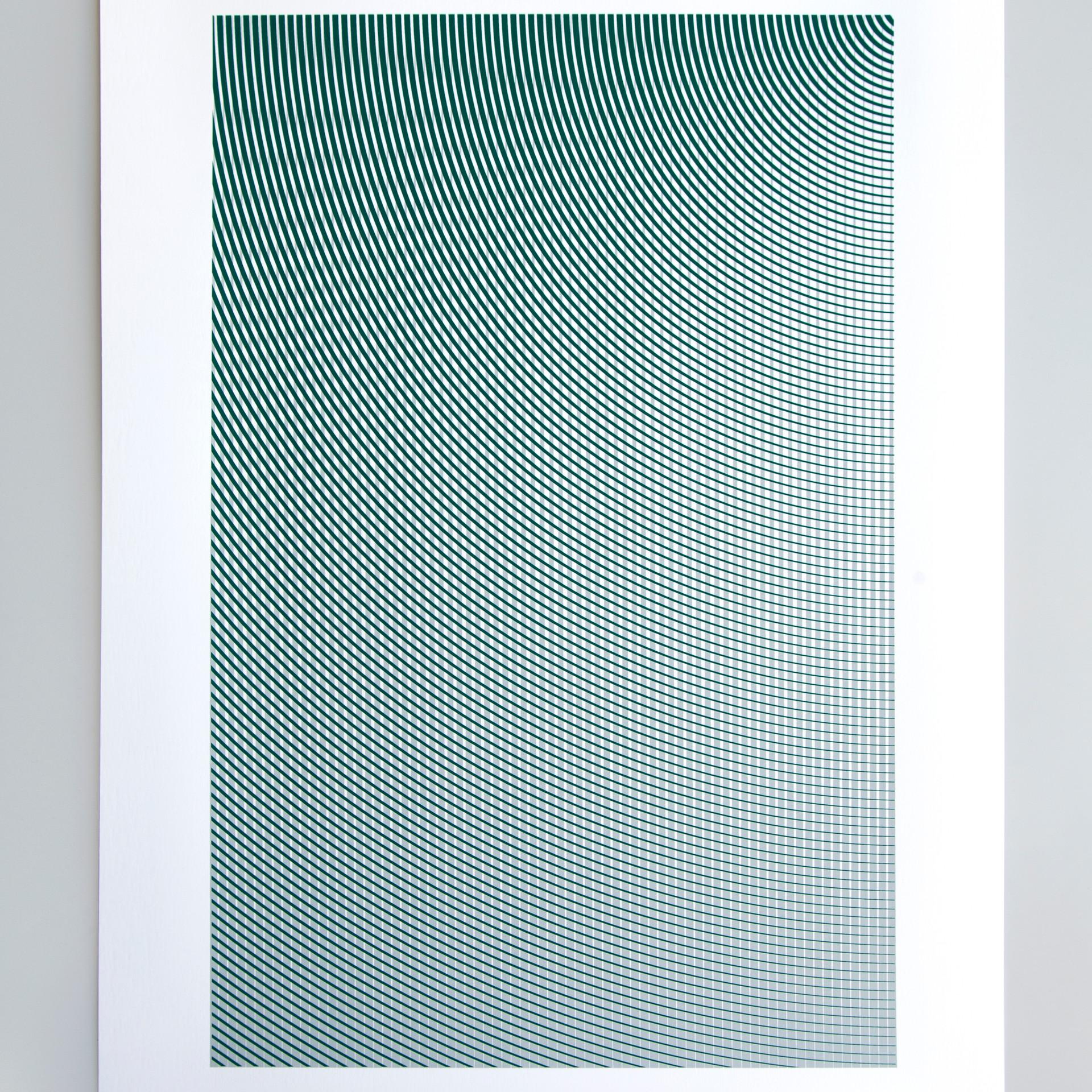 Density Color Screen Prints