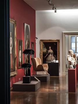 Selected Design   National Portrait Gallery Graz