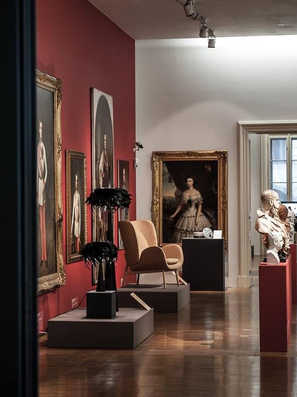 Selected Design | National Portrait Gallery Graz