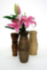 Veneer Vases