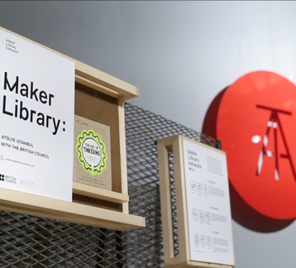 Maker Library Opening