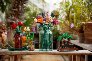 LEGO Botanik Set
