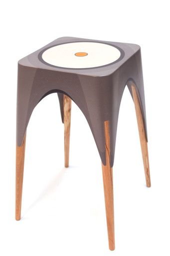 stool-skinny-wood-legs-and-pattern-of