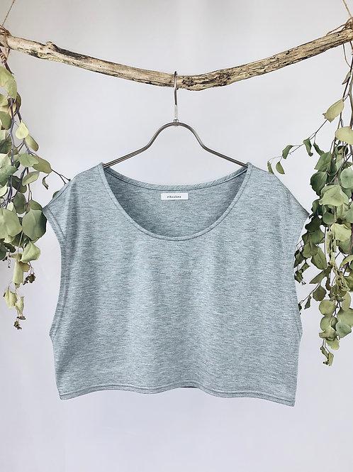 Tシャツ ライトグレー