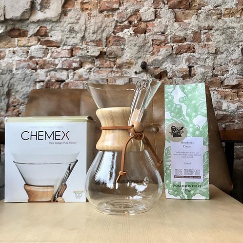 Koffiepakket 2 - Chemex