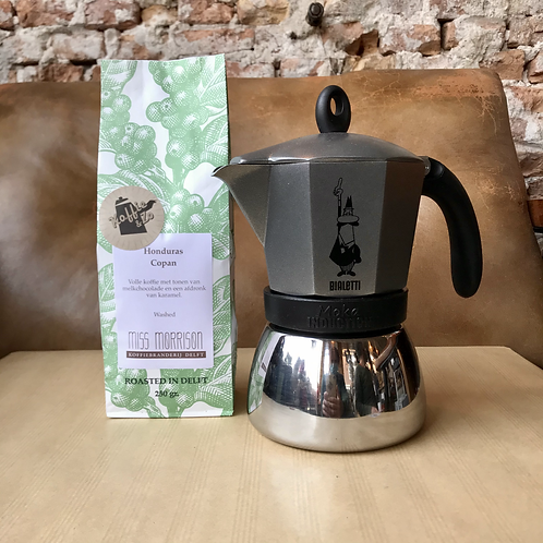 Koffiepakket 4 - Bialetti