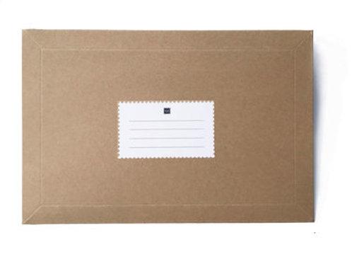 Envelop Karton, Kraft 292 X 194 mm