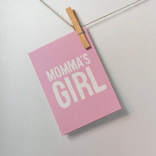 Momma's Girl