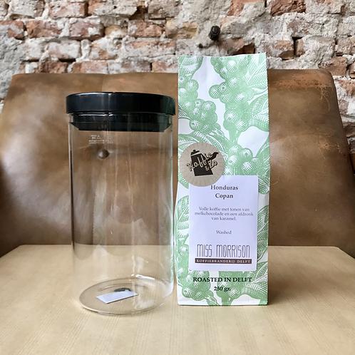 Koffiepakket 3 - Koffie Storage
