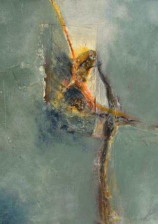 Zeitgenössische malerei Luzena Barbara Walder