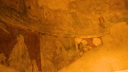 Fresko rechts Gutleuthofkapelle