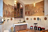 Gutleuthofkapelle Heidelberg Innenraum