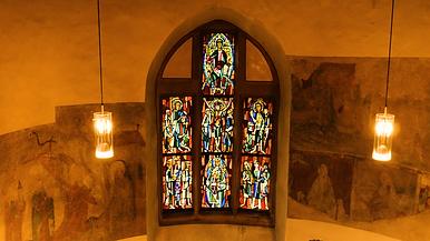 Kirchenraum Gutleuthofkapelle