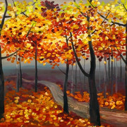 Autumn's Trail