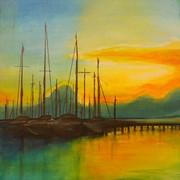 Sunset at the Dock - 2hr.JPG