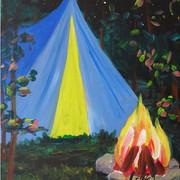 Campfire's Glow