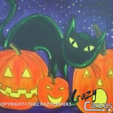 Purrfect Pumpkins