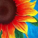 Mini Red Sunflower.jpg