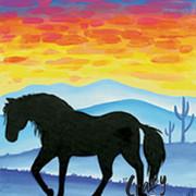 Desert Horses II - 2hr.jpg