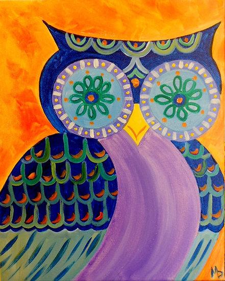 Whimsey Owl