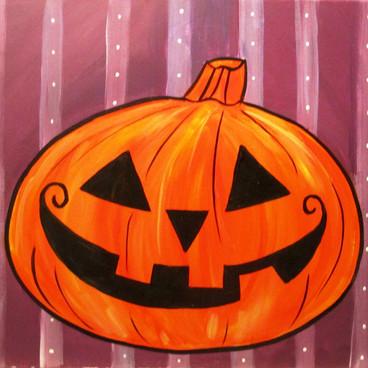 Pumpkin Purple