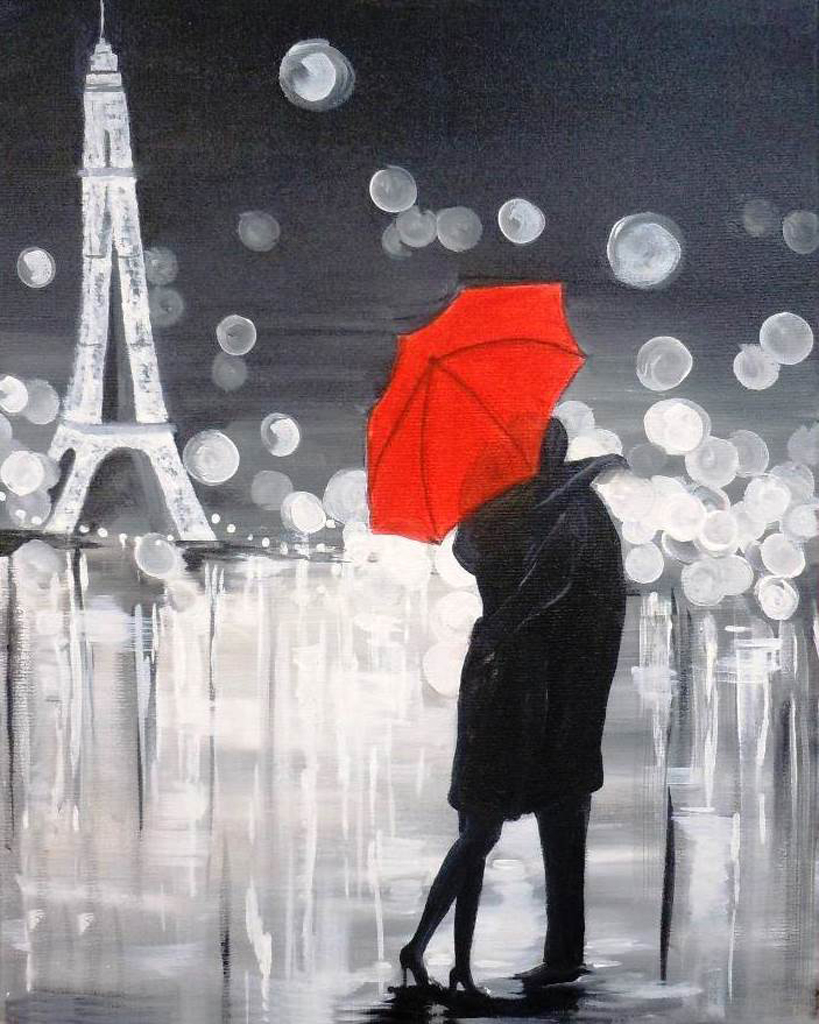 3 Hour - Red Umbrella