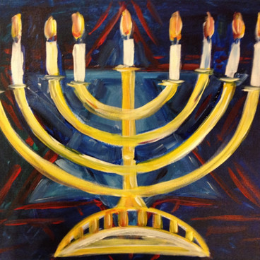 Chanuakah Menorah - 2hr  .jpg
