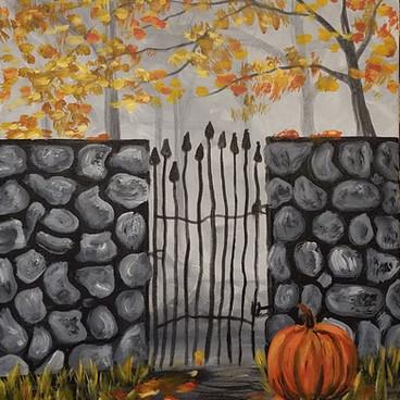 October Gate