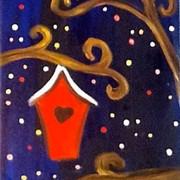 Red Birdhouse I - 2hr.jpg