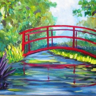 Red Garden Bridge - 2hr.JPG