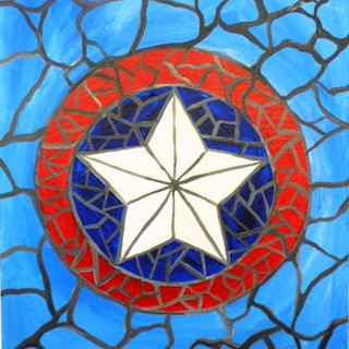 Mosaic Texas Star - 2hr.JPG