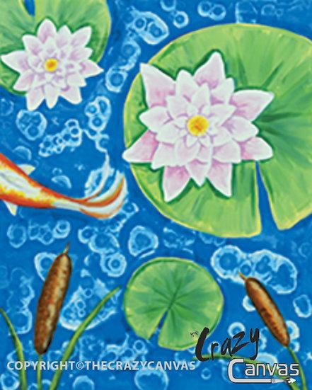 Lily Pond Trio - II