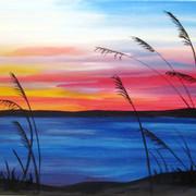 Oat Grass Sunset - 2hr.JPG