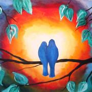 Bluebird Sunset - 2hr.JPG