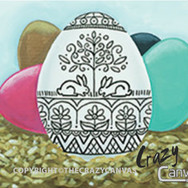 Pysanda Easter Egg