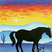 Desert Horses I - 2hr.jpg