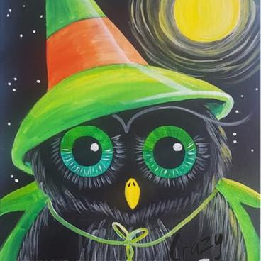 Halloween Hoot