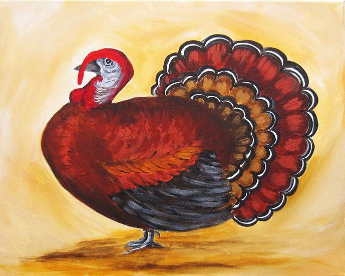 Mo the Turkey