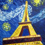Van Gogh's Eiffel - 2hr.JPG
