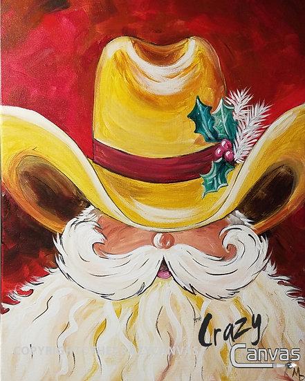 Cowboy Claus