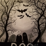 Boo Graveyard