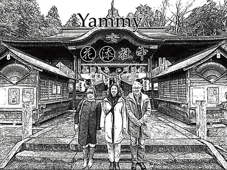 【Yammy*と花添社中】のお知らせ