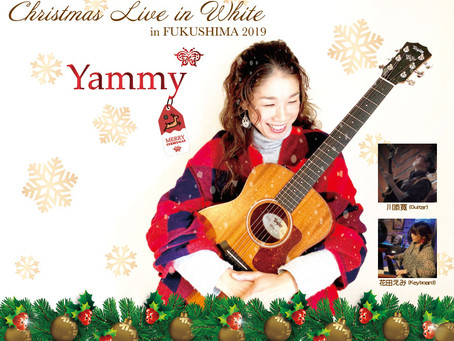 Christmas Live in White 福島編