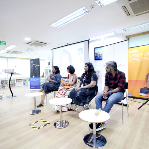 2019 | 31 Aug, Festival Connections BLR | Audience Development Insights