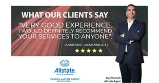 Allstate Facebook Ad